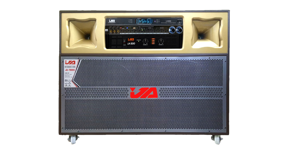 LOA KÉO ĐIỆN JA - 7900S